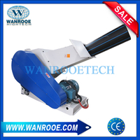 PE Pipe Crusher Machine