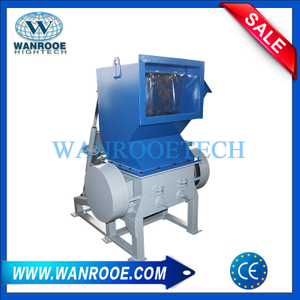 PC PET Plastic Barrel Hollow Grinder Plastic Bottle Crusher Machine
