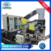 PP PE Plastic Film Double Stage Pelletizing Granulating Machine
