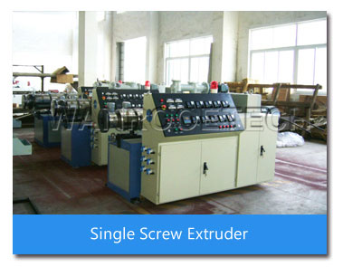 single screw extruder