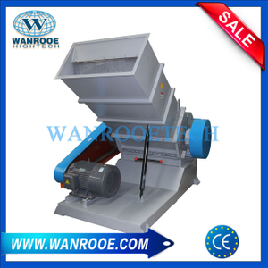 Waste Plastic Wood Pallet Crusher Grinder